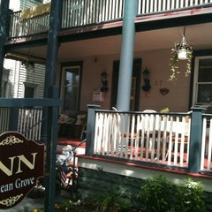 Photo taken at Inn At Ocean Grove by Marc S. on 8/24/2012