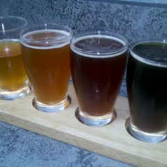 Photo taken at Iron Fist Brewing by Mel W. on 7/8/2012