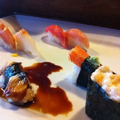 Photo taken at Sushi Katsu by Bryon M. on 5/19/2012
