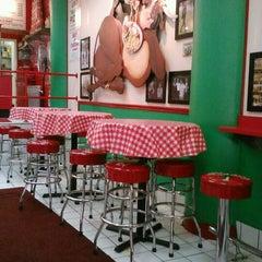 Photo taken at Luke's Italian Beef by Serena M. on 7/26/2012