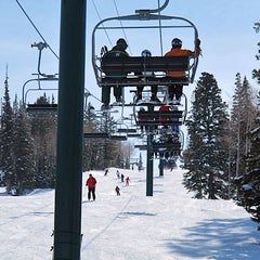 Photo taken at Deer Valley Resort by Deer Valley R. on 2/24/2012