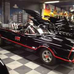 Photo taken at Tallahassee Antique Car Museum by Ken R. on 4/3/2012