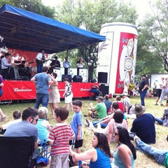 Photo taken at Denton Arts and Jazz Festival by Andy L. on 4/28/2012