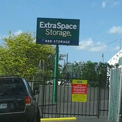 Photo taken at Extra Space Storage by Holly w. on 5/1/2012
