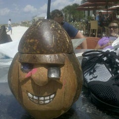 Photo taken at Sandpearl Resort by Suzanne B. on 4/14/2012