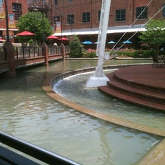 Photo taken at American Tobacco Campus by Jeff B. on 5/17/2012