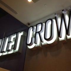 Photo taken at Violet Crown Cinema by Natalie D. on 7/20/2012