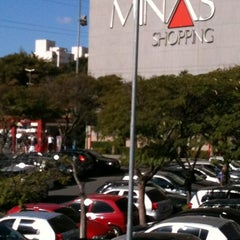Photo taken at Minas Shopping by Amanda on 9/2/2012