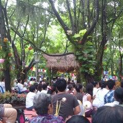 Photo taken at วัดชลประทานรังสฤษฎ์ (Wat Chonprathan Rangsarit) by Chumpon T. on 8/19/2012