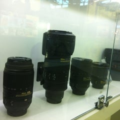 Photo taken at Nikon by mauro u. on 3/26/2012