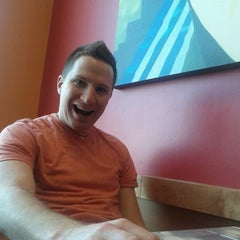 Photo taken at BIGGBY COFFEE by Tom A. on 3/19/2012