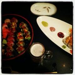 Photo taken at Nagoya Sushi by Zack S. on 8/19/2012