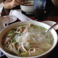 Photo taken at Pho vy by Melissa on 9/2/2012