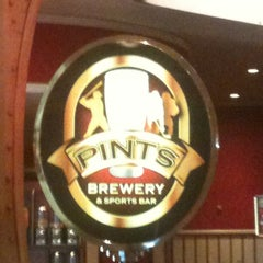 Photo taken at Pints Brewery by jorDe' on 9/8/2012