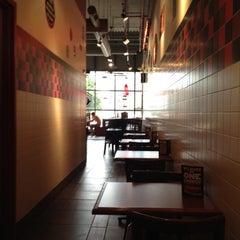 Photo taken at Jimmy John's by Christopher M. on 7/23/2012