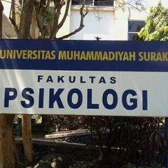Photo taken at Fakultas Psikologi by Faldi S. on 8/8/2012