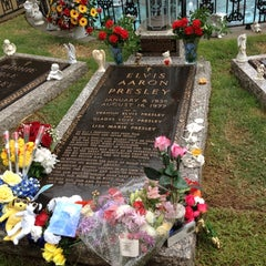 Photo taken at Graceland by Ronnie J. on 5/12/2012