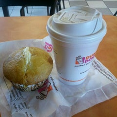 Photo taken at Dunkin Donuts by Don A. on 4/1/2012