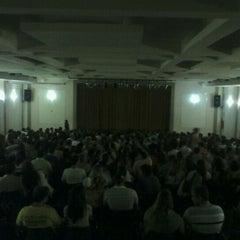 Photo taken at Teatro Monte Calvário by Vítor D. on 2/5/2012