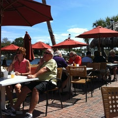 Photo taken at Waterway Cafe by Reed M. on 2/21/2012