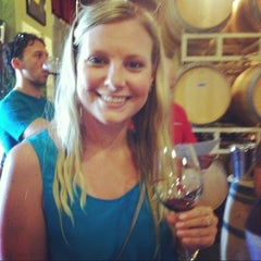 Photo taken at Talty Winery by Deanna H. on 8/12/2012