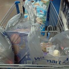 Photo taken at Walmart Supercenter by Scott L. on 8/31/2012
