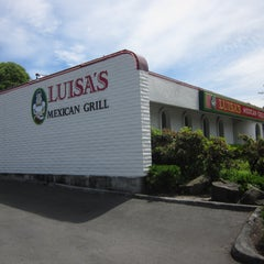 Photo taken at Luisa's Mexican Grill by Robby D. on 6/23/2012