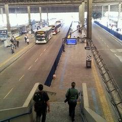 Photo taken at Terminal Santo Amaro by Cauê N. on 8/10/2012