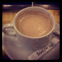 Photo taken at Café Le Saint-Lazare by ilove c. on 6/12/2012