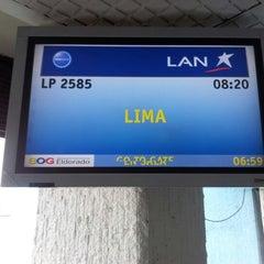 Photo taken at Gate 6 - Aeropuerto El Dorado by Erick Q. on 9/5/2012