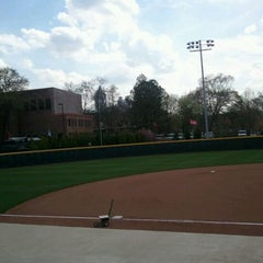 Photo taken at Shirley Clements Mewborn Field by Russell B. on 3/17/2012