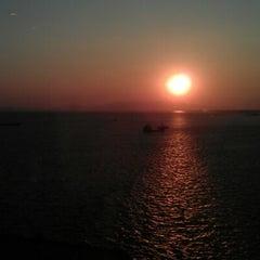 Photo taken at Ege Palas Business Hotel by Nezih Ç. on 8/14/2012