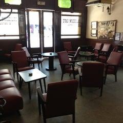 Photo taken at Coliseum Café & Grill by Jeanba R. on 8/25/2012