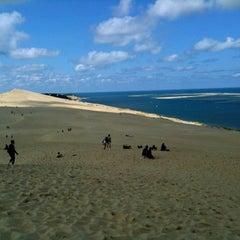 Photo taken at Dune du Pilat by Frank L. on 7/23/2011