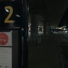 Photo taken at Swebus Stockholm - Arlanda by Bengt W. on 2/6/2012
