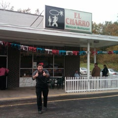 Photo taken at El Charro Mexican Restaurant by Jim K. on 3/1/2012