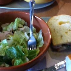 Photo taken at Panera Bread by Angie P. on 8/24/2011