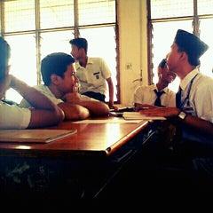 Photo taken at SMK Jalan 3 Bandar Baru Bangi by Danish I. on 7/24/2012