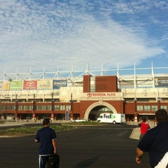 Photo taken at Toyota Park by Ray M. on 3/22/2012