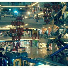 Photo taken at Paragon City Mall by Jes H. on 1/26/2012