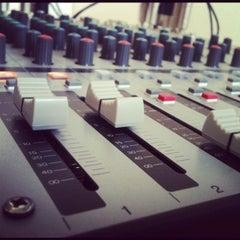 Photo taken at Радио «Спутник» by Olga G. on 4/20/2012