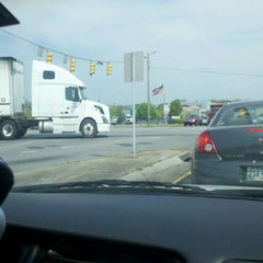 Photo taken at Alcoa Hwy by Michael P. on 3/29/2012
