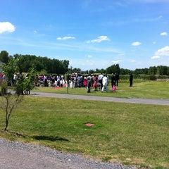 Photo taken at Club de Golf Métropolitain Anjou by Bandith N. on 7/21/2012