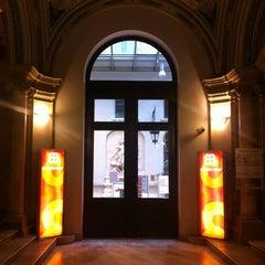 Photo taken at Budapest Bank by Kristóf K. on 9/15/2011