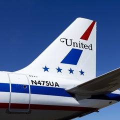 Photo taken at United Airlines Global Reception by Peter H. on 4/16/2012