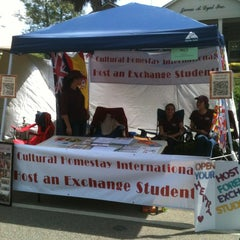 Photo taken at Flowertown Festival by Denise L. on 4/1/2012