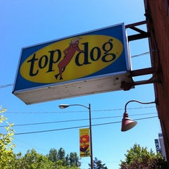 Photo taken at Top Dog by Phillip B. on 6/22/2011