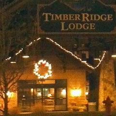 Photo taken at Timber Ridge Lodge & Waterpark by Jennifer E. on 12/3/2011