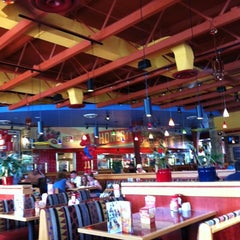 Photo taken at Red Robin Gourmet Burgers by Creekside M. on 6/14/2011