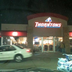 Photo taken at Thorntons by Ana E. on 11/18/2011